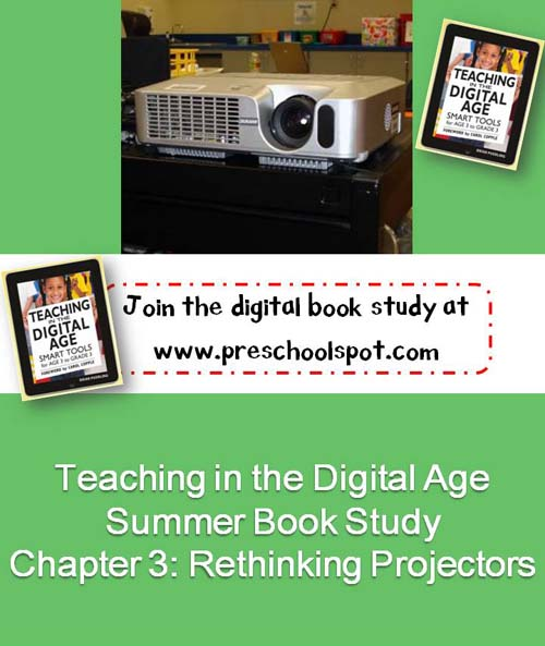Teaching in the Digital Age Chapter 3 Rethinking Projectors