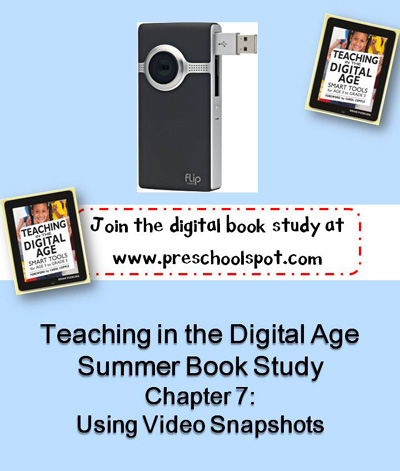 teaching in the digital age chapter 7 using video snapshots