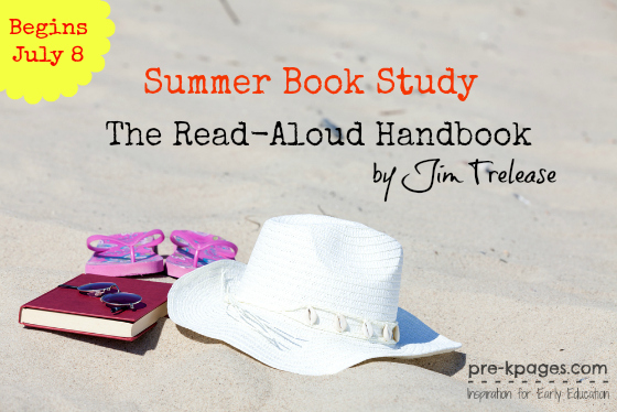 The Read-Aloud Handbook Book Study for #preschool #homeschool #kindergarten