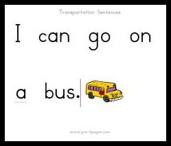 transportation sentences