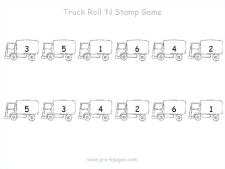 truck roll stamp