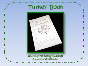 Thanksgiving Theme | Pre-K | Preschool | Kindergarten