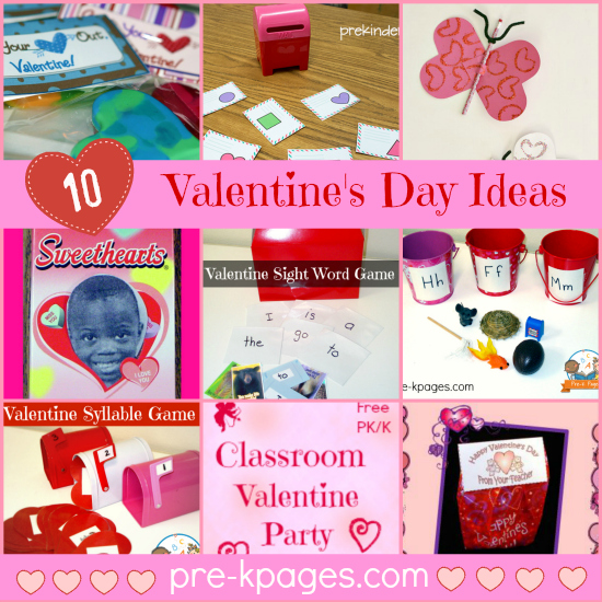 10 Valentine S Day Activities And Ideas