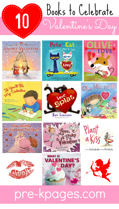 top 10 best valentines day picture books for preschool and kindergarten