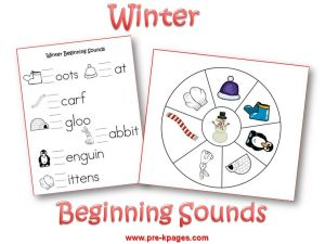 winter beginning sounds