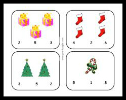 Christmas Theme Activities for Preschool