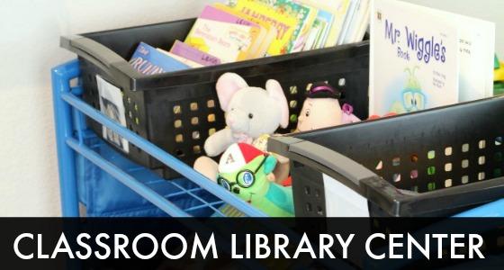 Classroom Library Center