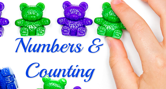How to Teach Preschool Kids to Count