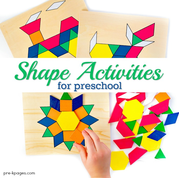 How to Teach Shapes to Kids