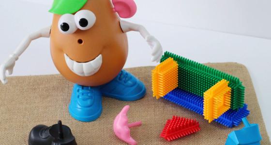 Quiet Center Activities for Preschool