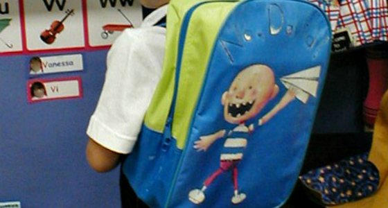 Take Home Backpacks