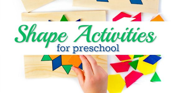 Teaching Shapes in Preschool