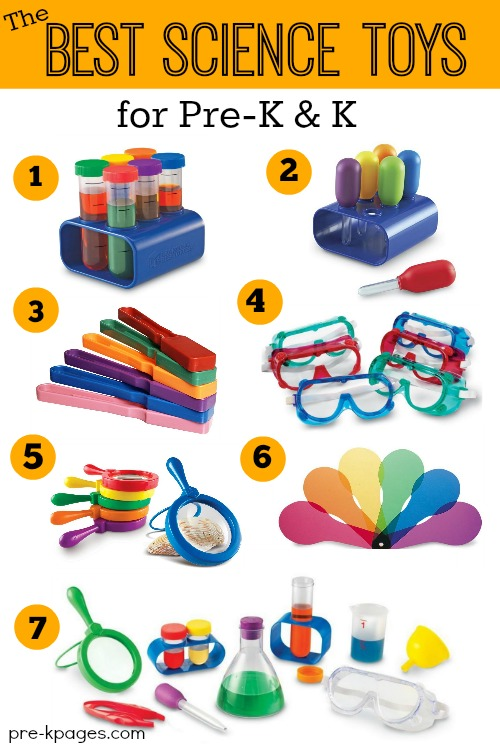 Best Science Toys for Preschoolers