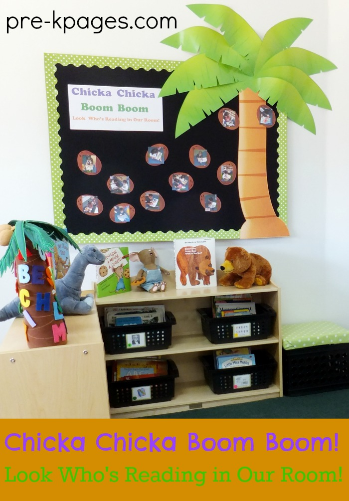 Classroom Library Ideas Kindergarten ~ Preschool classroom library center