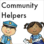 Community Helpers Theme