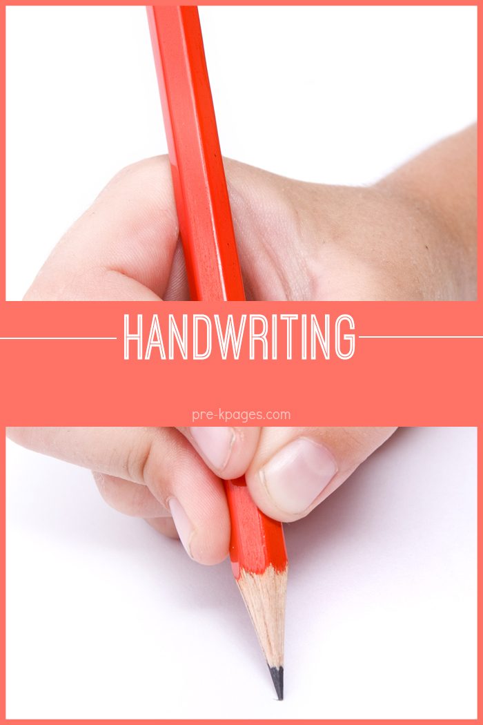 Tips for Teaching Handwriting Skills in Pre-K and Kindergarten