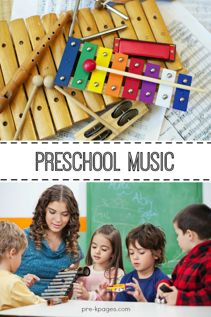 Music for the Preschool Classroom