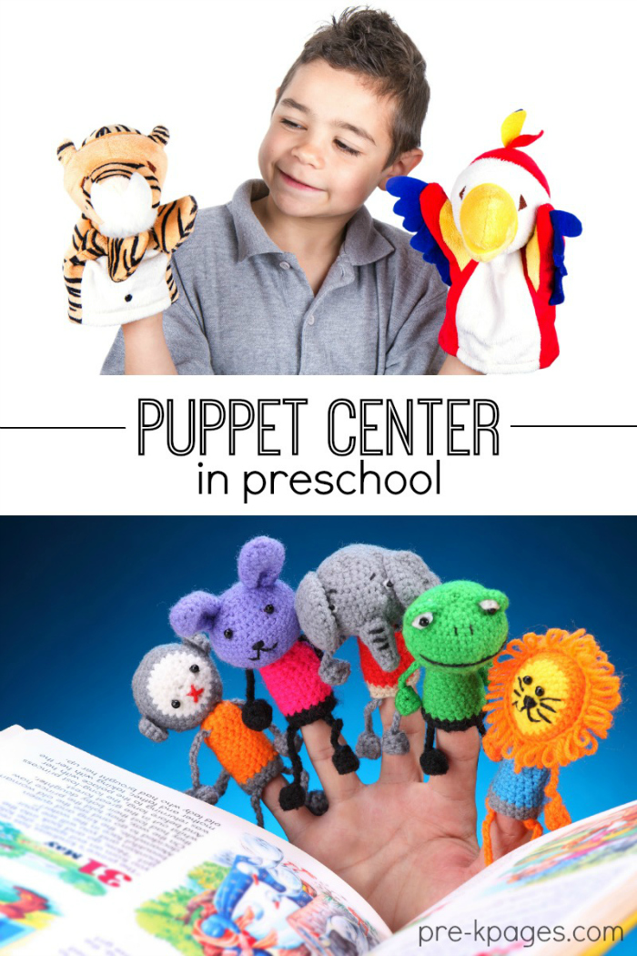 puppets for preschoolers to make puppet center in preschool pre k and kindergarten 39004