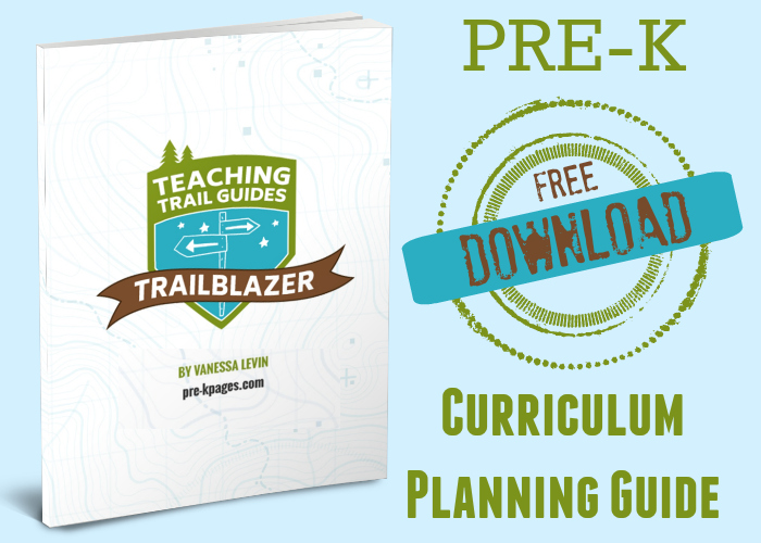Trailblazer Pre K Curriculum Map Pacing Guide