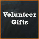 Gifts for Classroom Volunteers