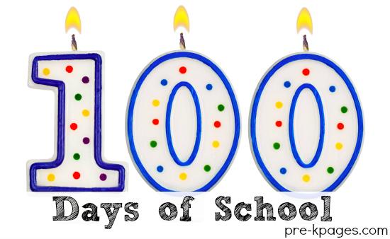 100 Days Of School 100th Day Preschool Kindergarten. 100th Day Of School Activities For Prek And Kindergarten. Kindergarten. 100th Day Of School Worksheets For Kindergarten At Clickcart.co
