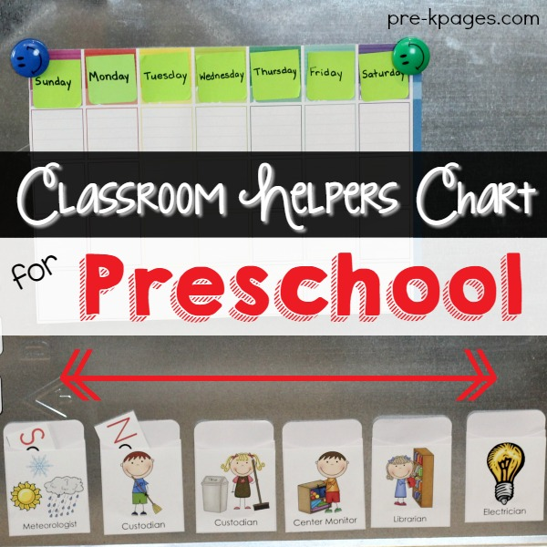 Classroom Helpers Ideas For Preschoolers ~ Circle time tips for preschool and pre k teachers