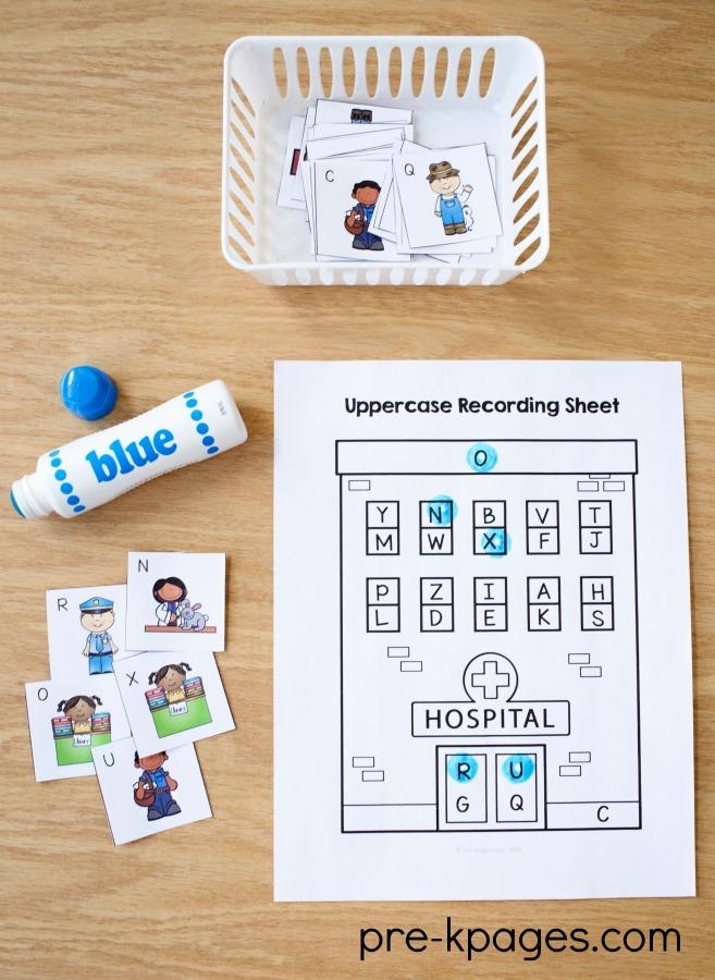 Community Helpers Theme for Preschool