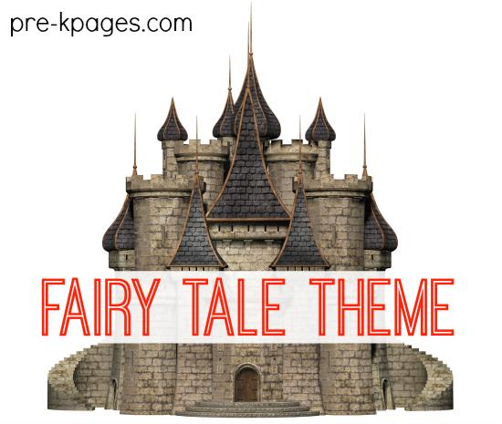 fairy tale activities for preschool. Black Bedroom Furniture Sets. Home Design Ideas