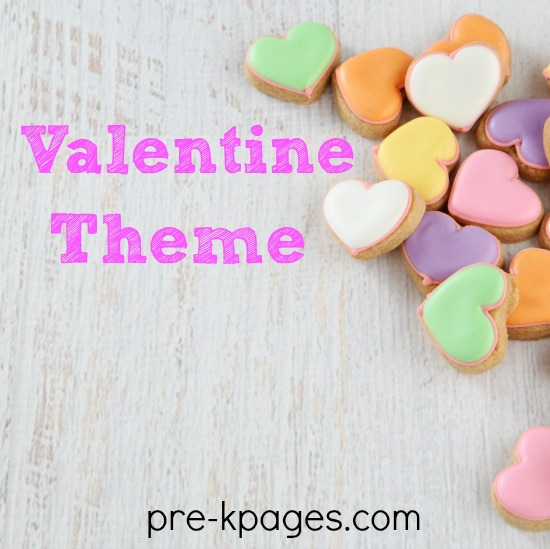 valentines day theme activities for preschool, Ideas
