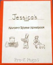 Nursery Rhyme Notebooks