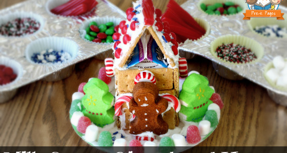 How to Make a Gingerbread Baby House