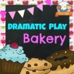 Dramatic Play Bakery Printables