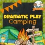 Dramatic Play Camping Printables