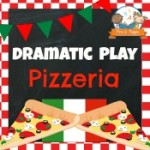 Dramatic Play Pizzeria Printables