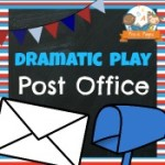 Dramatic Play Post Office Printables