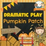 Dramatic Play Pumpkin Patch Printables