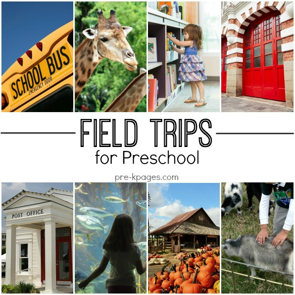 Field trip ideas for preschool and kindergarten for Arts and crafts classes nyc