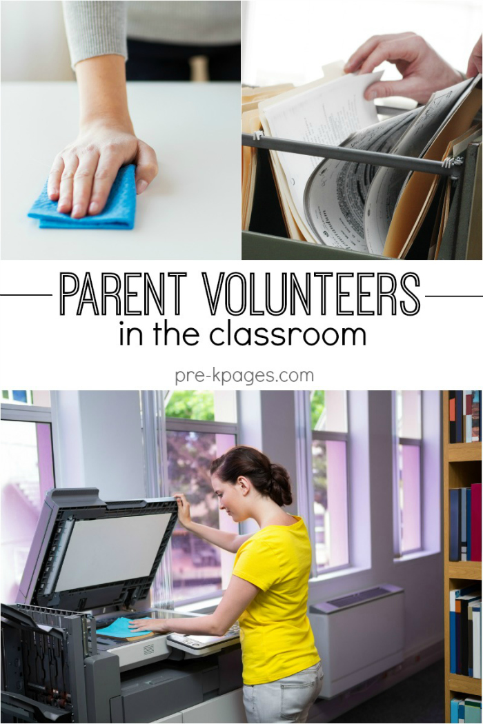 Managing Parent Volunteers in the Classroom