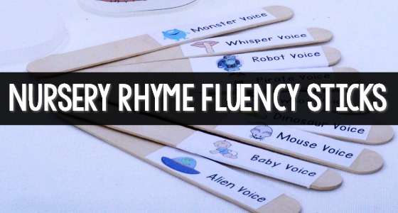 Free Printable Nursery Rhyme Labels