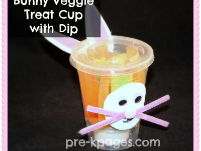 Bunny Treat Cups for Easter and Non-Easter Parties