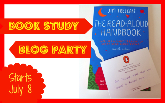 Summer book study the read aloud handbook by jim trelease fandeluxe Gallery