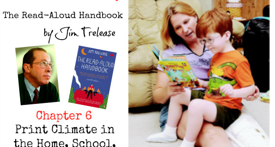 The Read-Aloud Handbook Chapter 6