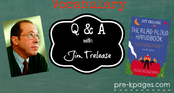 Jim Trelease on Building Vocabulary