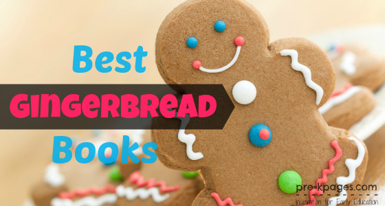 Best Gingerbread Books
