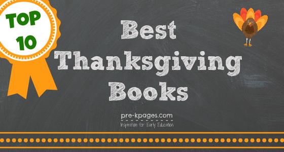 Best Thanksgiving Books