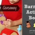 Guidecraft Barnyard Activity Boxes review and giveaway
