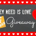 All They Need is Love PetSmart Gift Card Giveaway