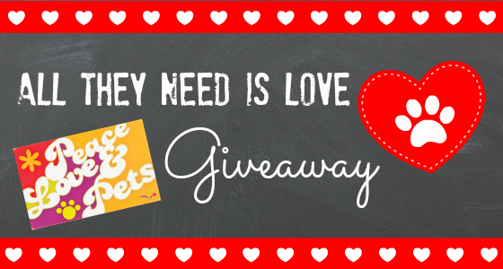 All They Need is Love Giveaway