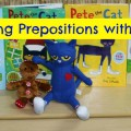 Fun Prepositional Words Activity for #preschool and #kindergarten