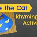 Fun Rhyming Activity for #preschool and #kindergarten